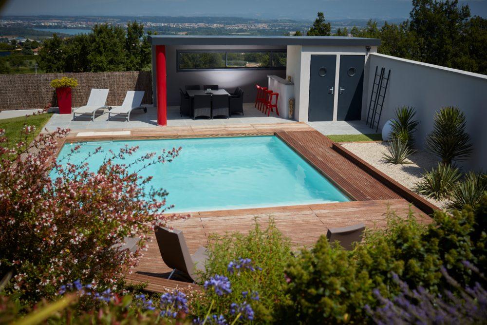 C2S Maçonnerie réalisation piscine