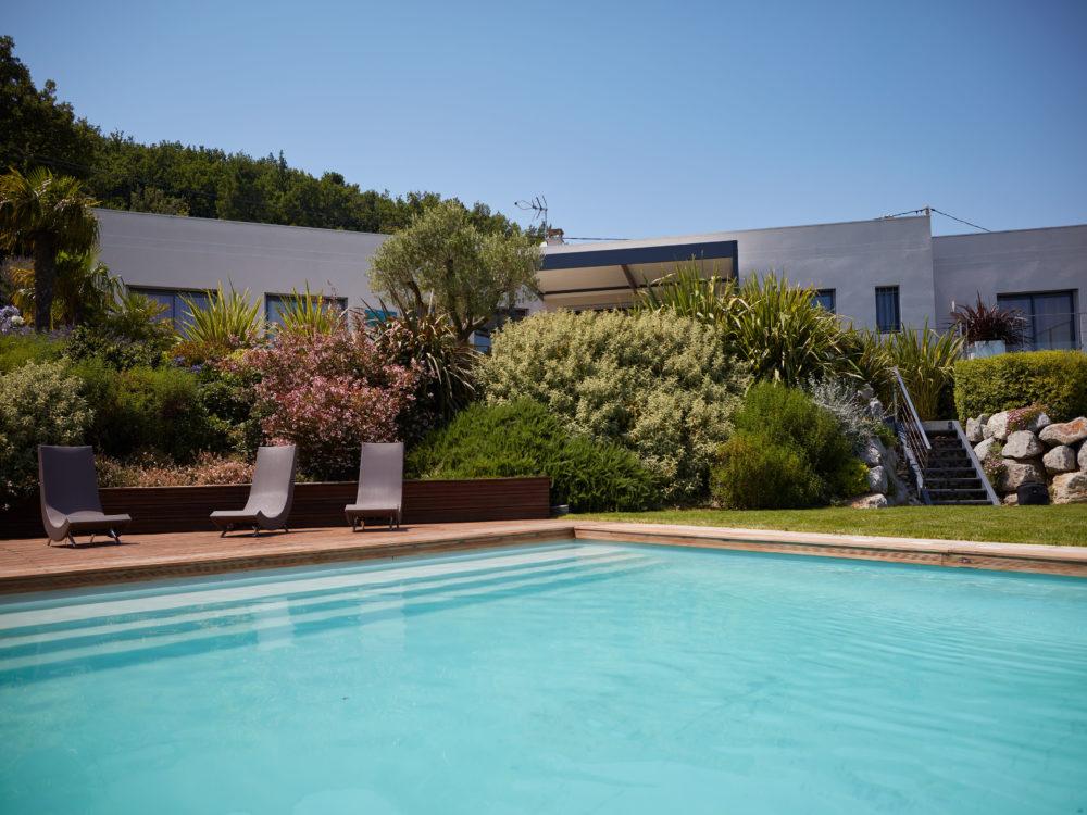 création jardin contemporain valence - Cédric Pierre Paysage