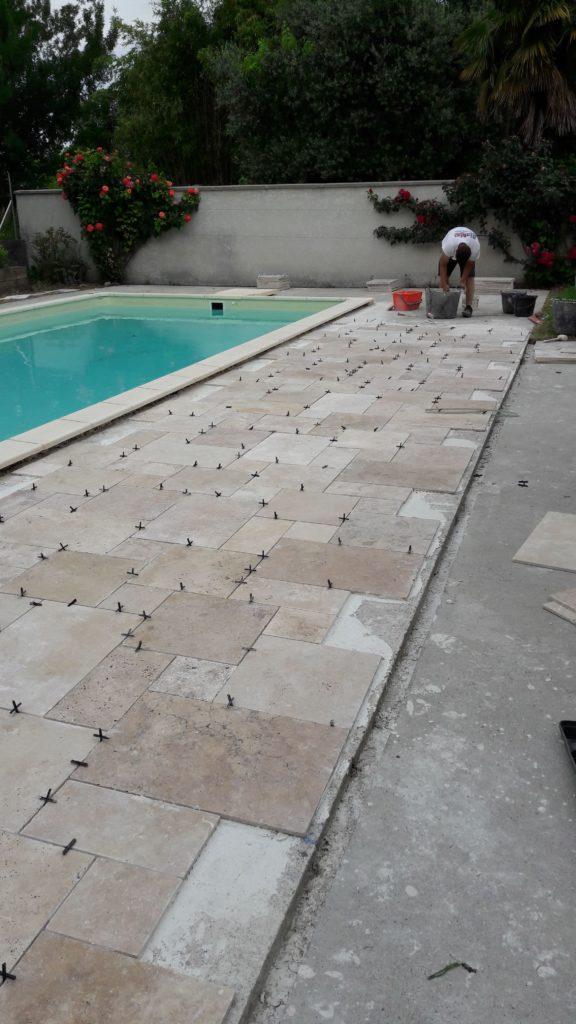 création piscine jardin drome ardèche cédric pierre paysage