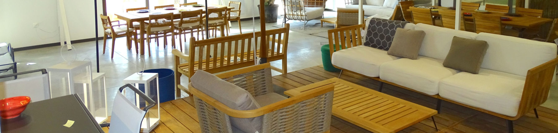 Mobilier jardin : UNOPIU | CEDRIC PIERRE PAYSAGE