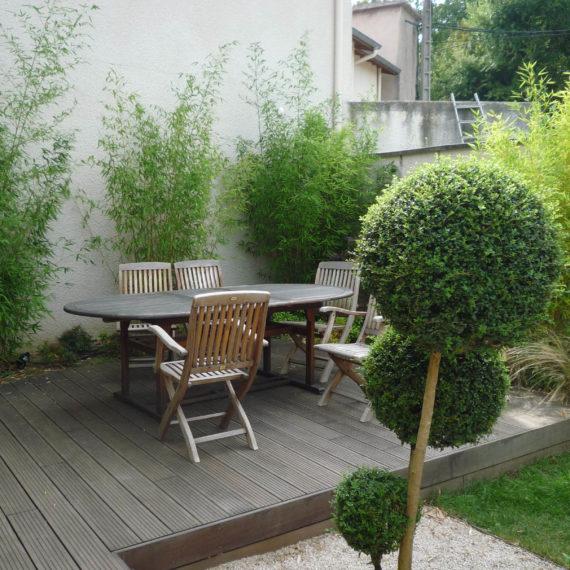 Terrasse Bois Jardiniste Concepteur