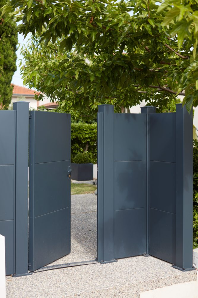 installation portillon drôme-ardèche